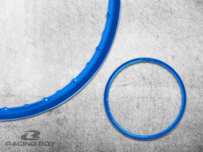 Alloy Rim - Blue