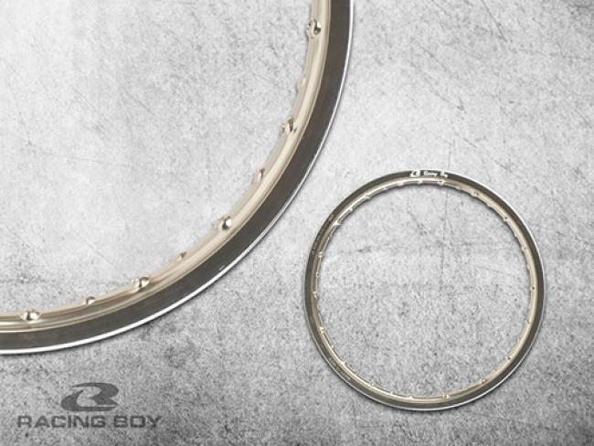 Alloy Rim - Chrome