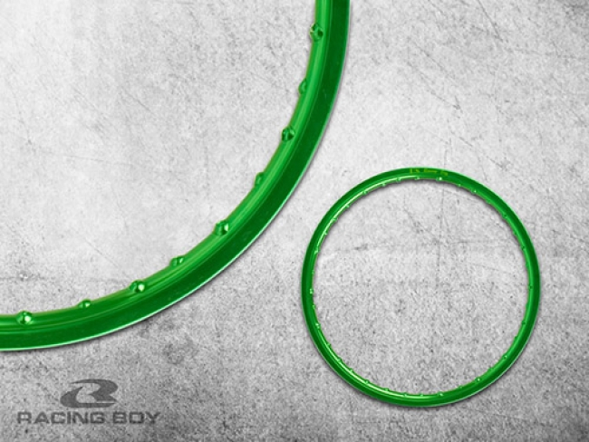 Alloy Rim - Green