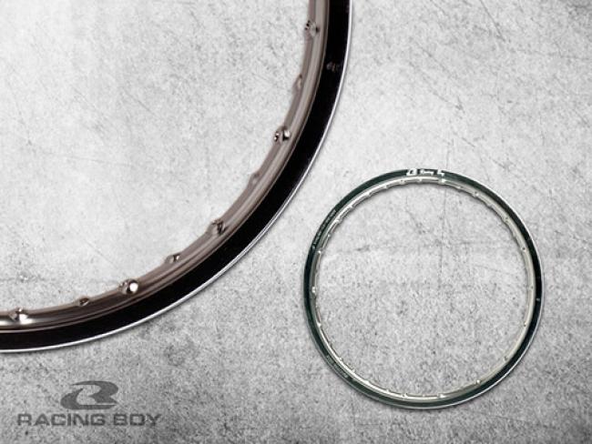 Alloy Rim - Titanium