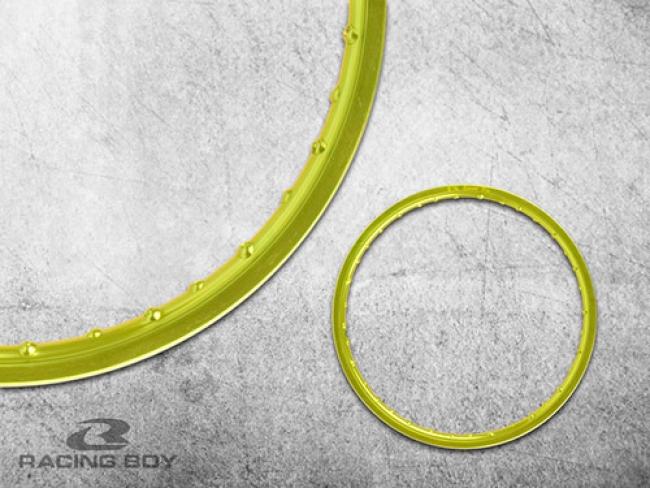 Alloy Rim - Yellow