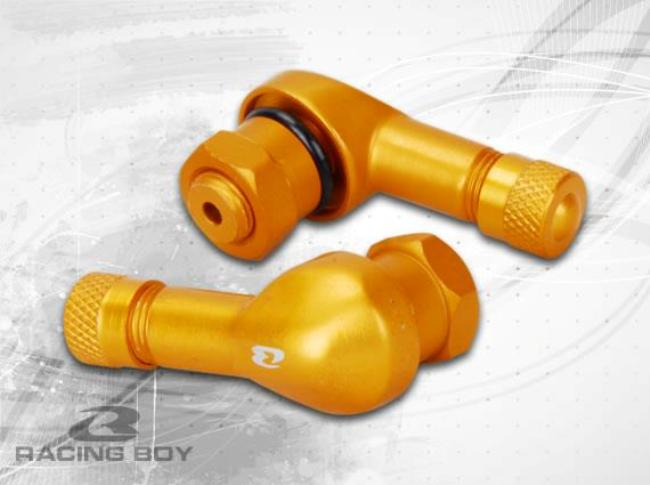 Tube Nut (TN) - Gold