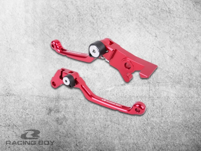 SPORT & STREET FOLDING LEVER - RACING USE